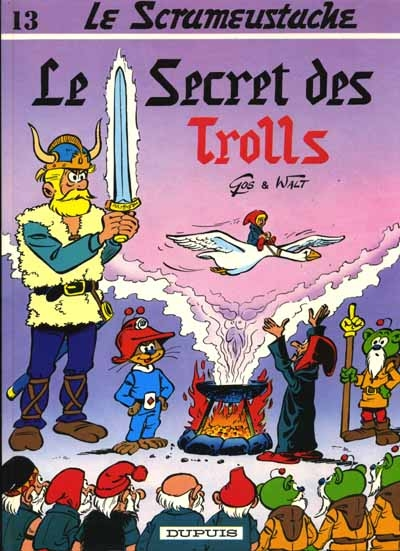 #13- le Secret des Trolls