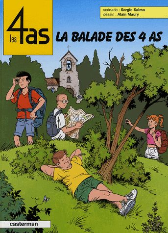 #43- la Balade des 4 As