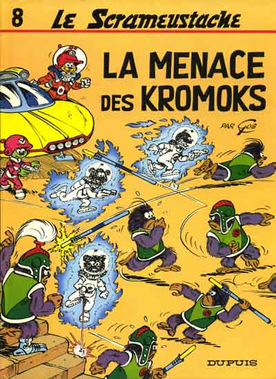 #08- la Menace des Kromoks