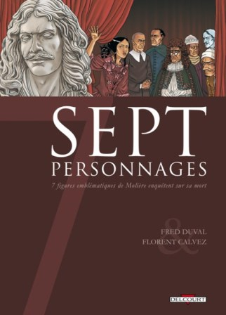 #09- Sept personnages