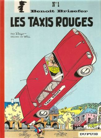 #01- les Taxis rouges