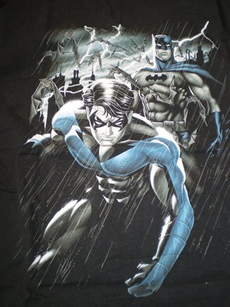 T-shirt Nightwing
